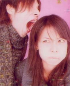 相武紗季熱愛相手とのプリクラ