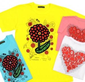 チャリTシャツ2013がイオンで販売