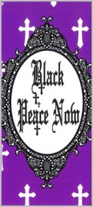 BLACK PEACE NOW